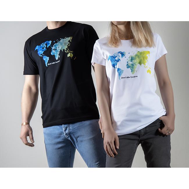تیشرت نقشِ جهان (نخی) 3